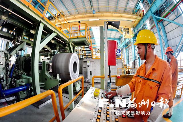 罗源湾步入冶金工业2.0时代