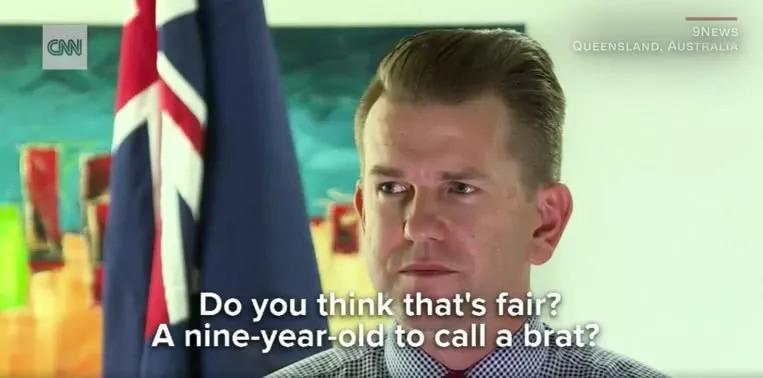 这么多澳大利亚政客围攻9岁小女孩,为什么?