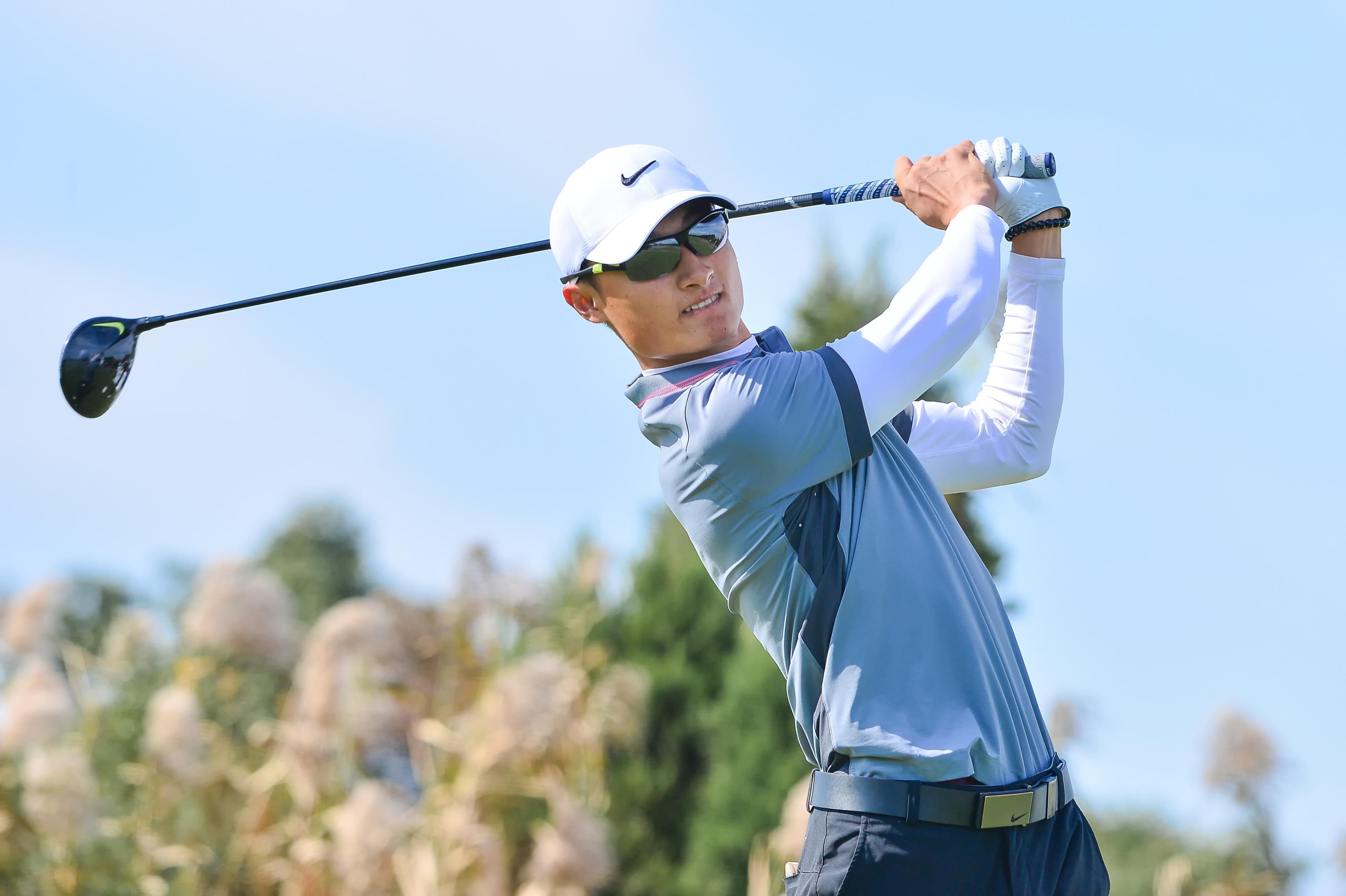 李昊桐确认参加2018年ISPS墨尔本高尔夫世界杯