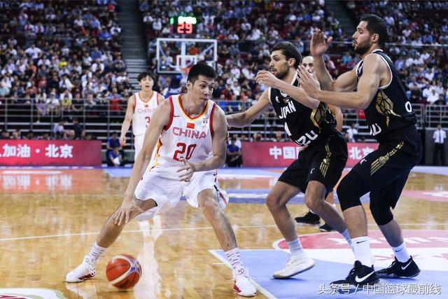 中国男篮vs约旦比赛精彩回顾 中国男篮六人得分上双逆转约旦