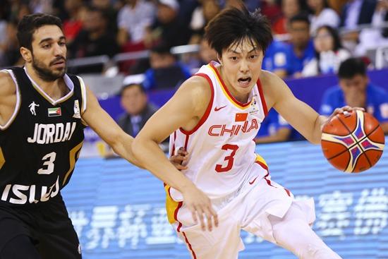 中国篮球能打入世界杯是真的吗?中国男篮逆转约旦意味着什么?
