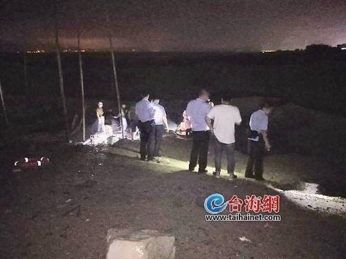 漳州:年轻女子跳海众人搜救 没想她在家中睡觉
