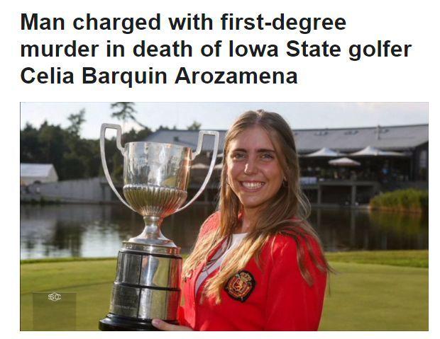 高尔夫球员被谋杀事件始末 凶手被逮捕却将逃脱死刑怎么回事
