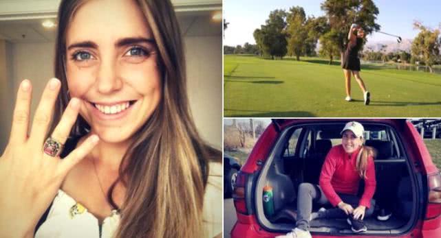 高尔夫球员被谋杀是什么原因 美女高球手年仅22岁