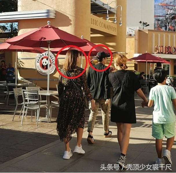 李秉宪与妻子甜蜜出游洛杉矶,儿子正面照首曝光,彻底释怀丑闻