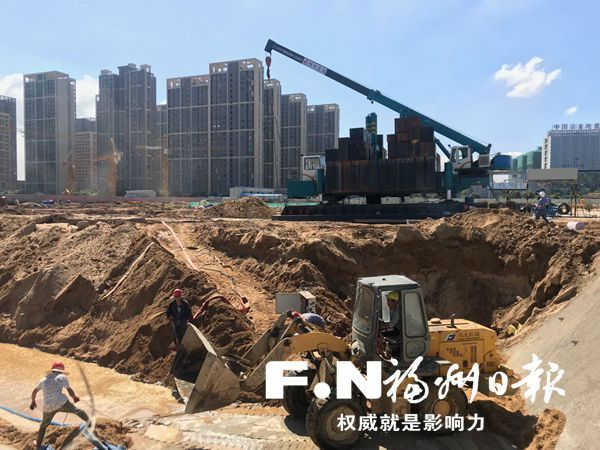福州高新区民生产业项目多点开花