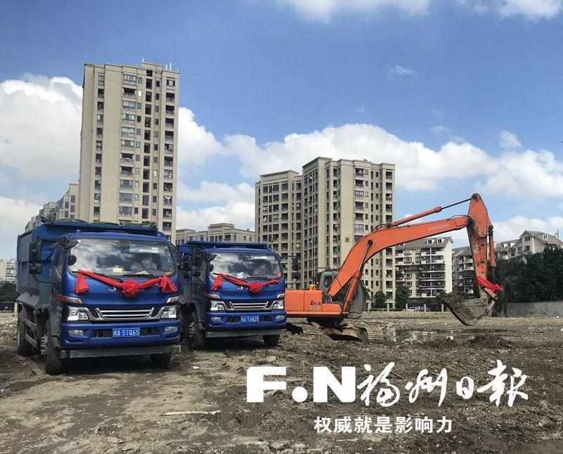福州台江8所小学进行升级改造