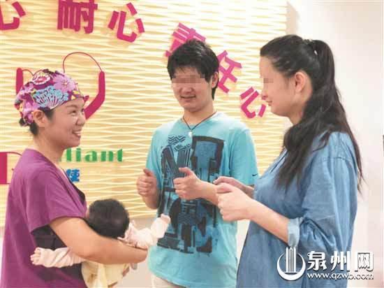 聋哑产妇临盆,医护人员20多张暖心卡片助产妇分娩