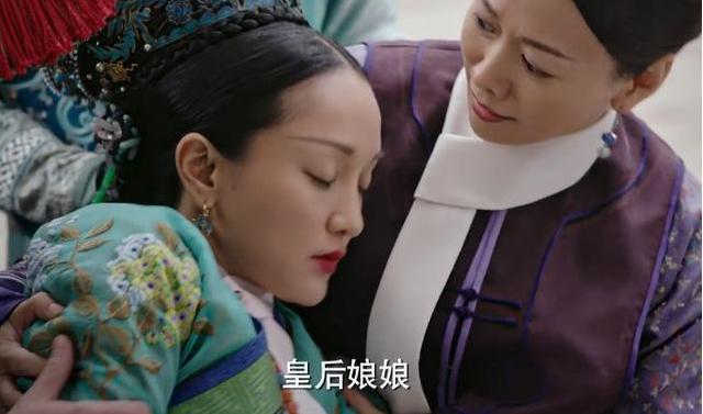 《如懿传》如懿遇喜偷吃酸杏,江太医支招为保孩子平安隐瞒喜好