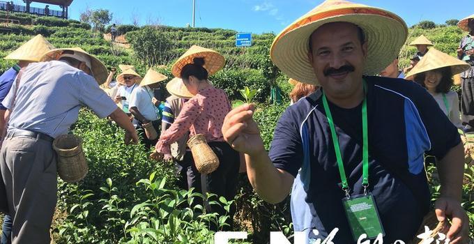 全球重要農業文化遺產高級別培訓班成員來福州考察