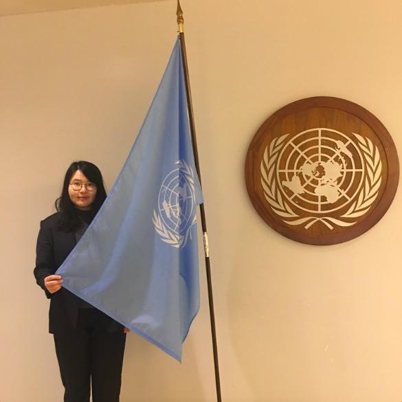 去联合国实习需要哪些本事? 听浙大学生传授经验秘诀