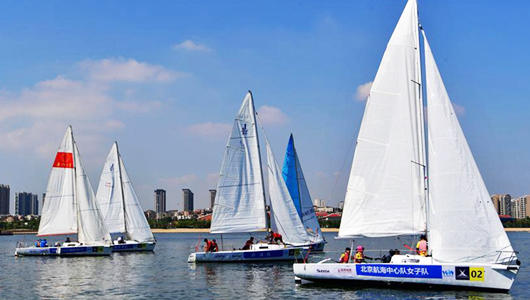 第十四届中国俱乐部杯帆船挑战赛澳门银河手机版开赛