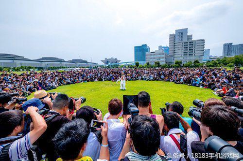 日本第一Coser微博帳號曝光 曾月入千萬比肩藝人