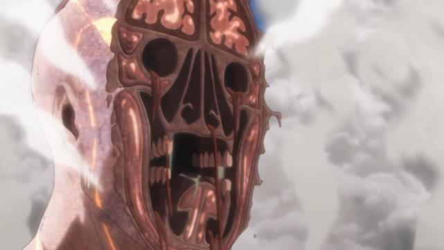 進擊的巨人第三季:藥劑巨人登場,形態恐怖異常