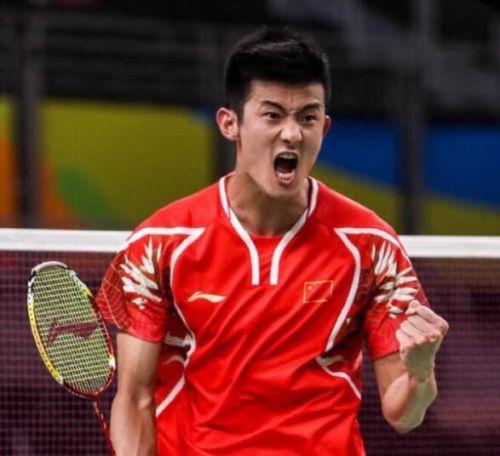 中国羽毛球公开赛 中国队谌龙石宇奇挺进八强