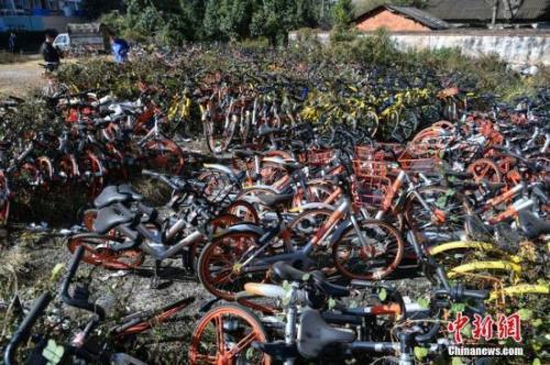 ca88亚洲城手机版下载_共享单车怎么了?能骑的越来越少 月卡含金量下降