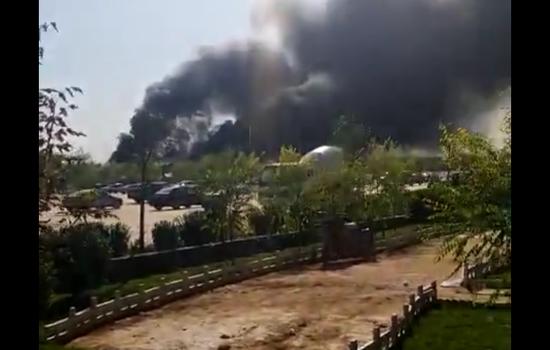 邯鄲一飛機墜落2人遇難圖片曝光 邯鄲飛機墜落事故原因是什么?