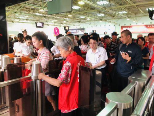 8时25分!福州到香港西九龙首趟列车发车 澳门银河线上平台网记者全程体验