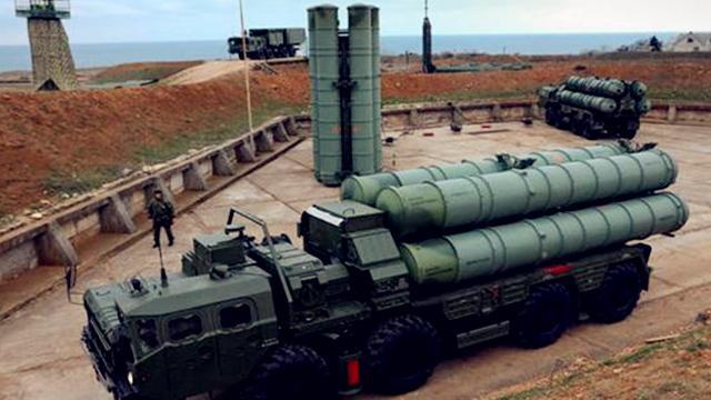 将整个以色列纳入打击范围?俄将向叙提供S-300回应挑衅行为