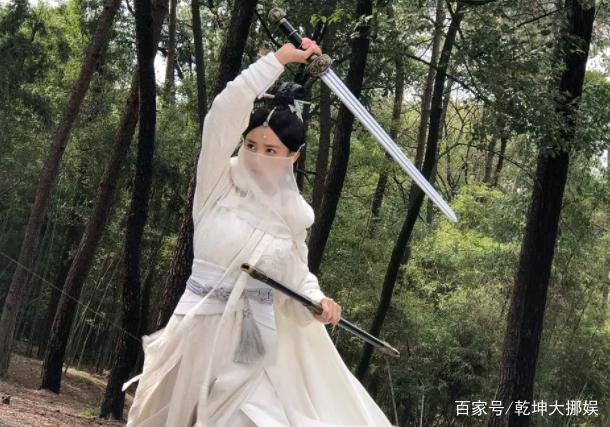 李现新剧《剑王朝》未播先火,她依旧是万年女主,网友期待!