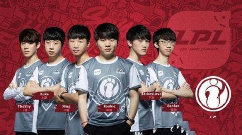 lolS8总决赛各大战队夺冠预测:RNG第一 IG第三