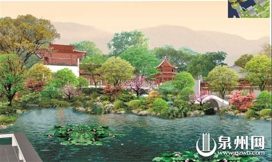 泉州市有座桃花岛 西湖公园将增添一处赏花休闲佳境