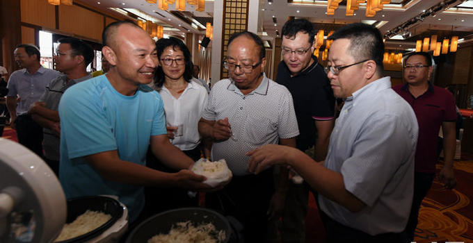 福建省32个优质稻品种PK 角逐金银铜奖