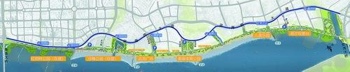 厦门环东海域滨海旅游浪漫线一期将于国庆期间开放