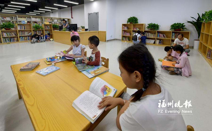 福建省图书馆外迁馆试开放 图书借期从21天延长至30天