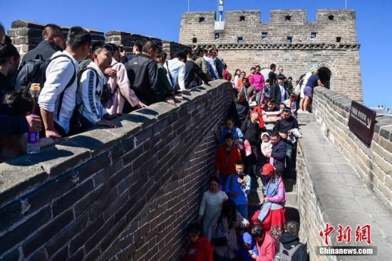 國慶長假游客共7.26億人次 消費近6000億元