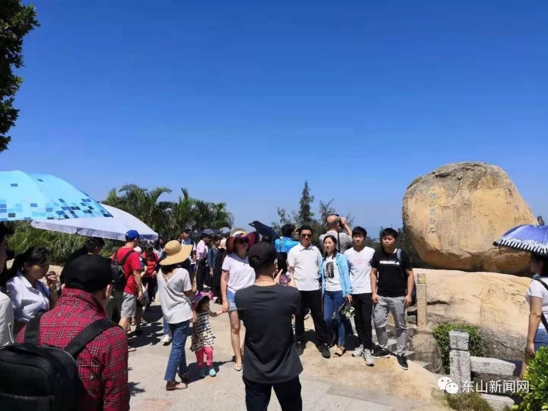 国庆假期完美收官 漳州东山旅游人气火爆