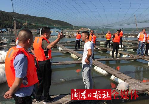 福鼎:国庆期间加强巡查确保海洋整治不回潮