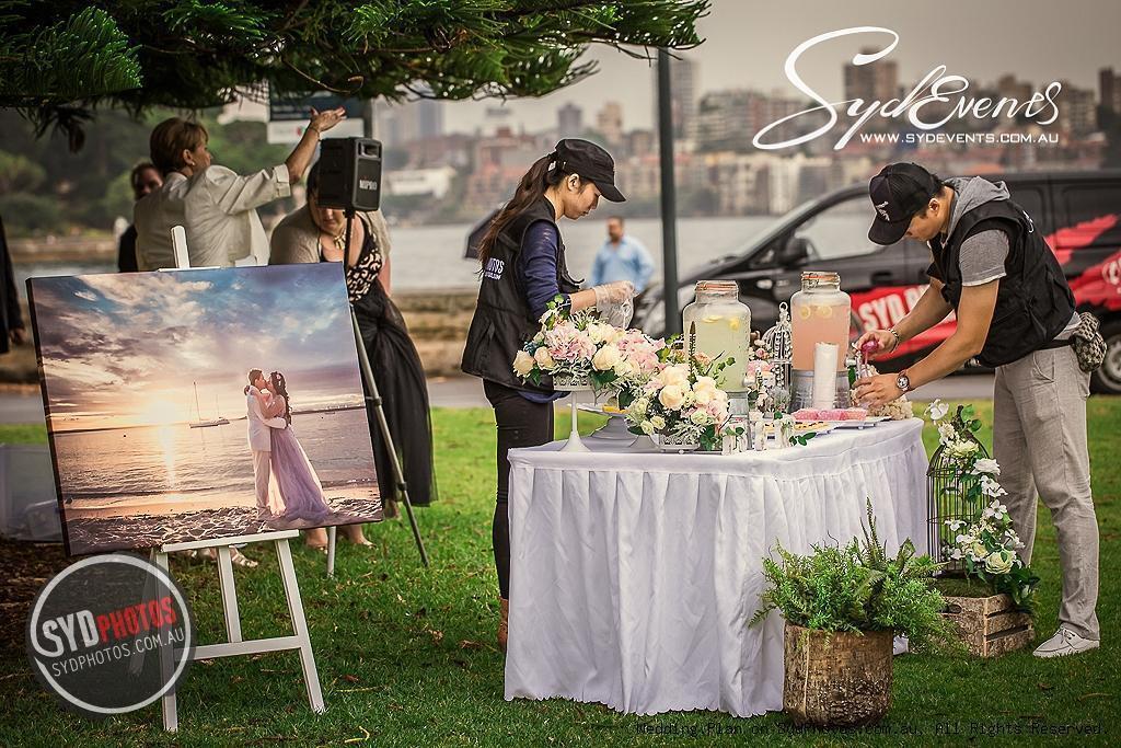 最受歡迎的婚禮甜品臺 瞬間讓你的婚禮高大上