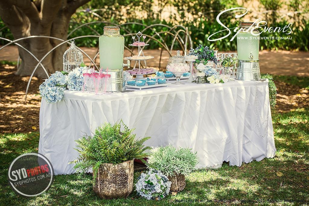 最受欢迎的婚礼甜品台 瞬间让你的婚礼高大上
