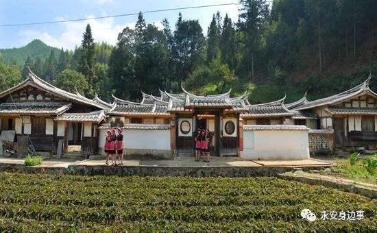 2018年中国美丽休闲乡村名单公示 福建省5村落入选