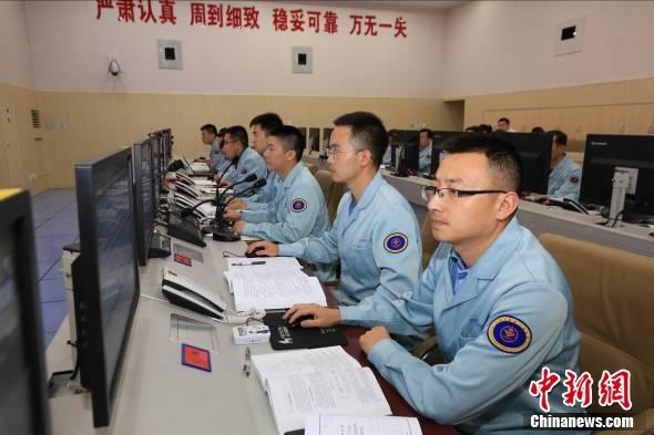 遙感三十二號01組衛星發射 遠望7號船單船精準測控