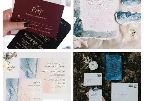 把請柬設計成這樣 人人都想來參加你們的婚禮!