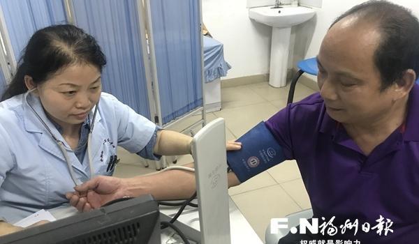 福州鼓樓社區衛生服務機構開展延時服務 家門口看小病更方便