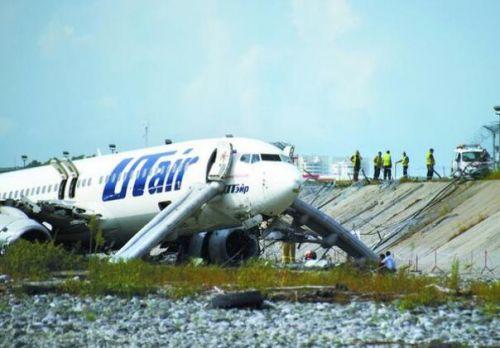 泰航航班滑出跑道驚險一幕圖片曝光 泰航航班滑出跑道事故原因