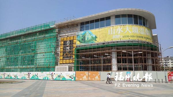"""福州商圈开启新一轮""""争霸赛"""""""
