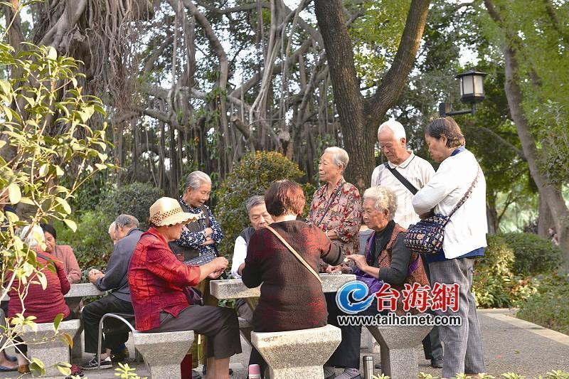 厦门全市百岁老人有119人 最高寿109岁