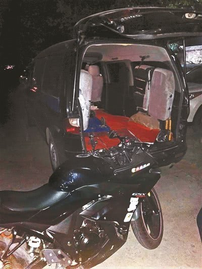 货拉拉偷摩托是什么情况?男子摩托车被盗和货拉拉什么关系?