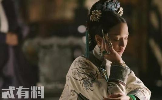 如懿传:江与彬被乾隆革职 李玉替惢心求情却被赶到圆明