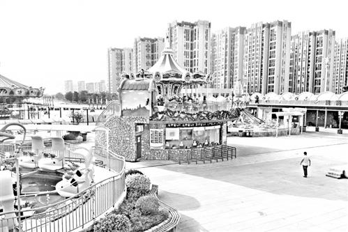 与大型游乐场为邻 福州仓山奥体附近居民抱怨没法睡