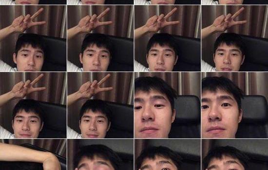 刘昊然晒24张自拍称:21岁第一天依旧拍的不满意