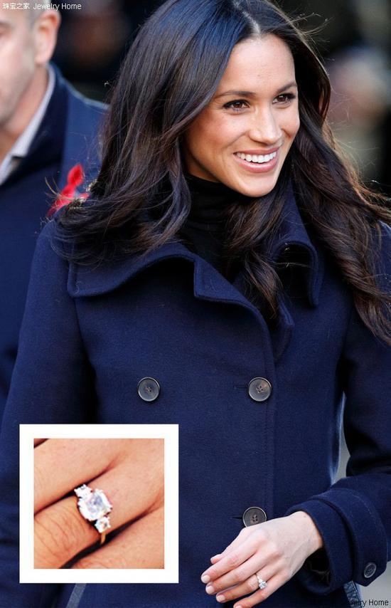 說起訂婚戒指 皇室都不如明星的大