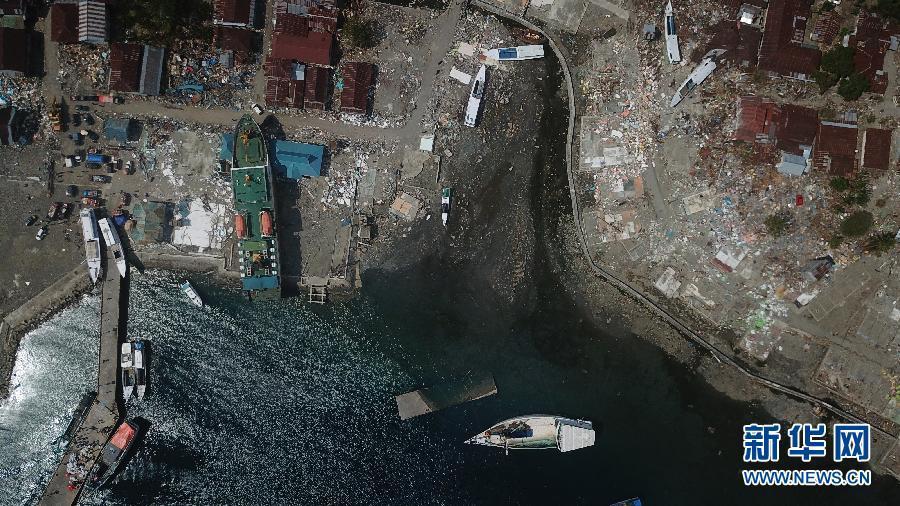 印尼强震及海啸已致2045人死亡