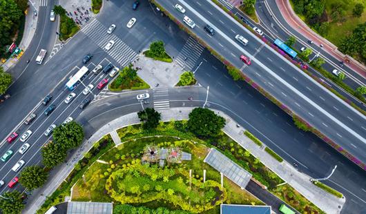 福州:全省首座花园式纯地下垃圾转运站探秘