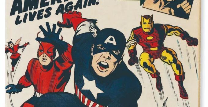 美国队长为什么招人喜欢 因为他的大无畏吗?