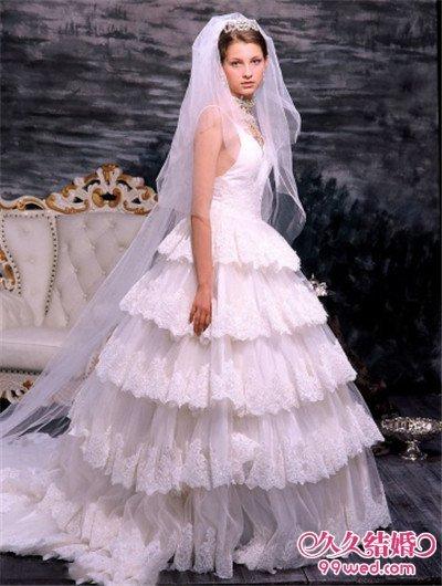新娘如何打造輕盈婚紗裙擺 婚紗裙擺的種類有哪些